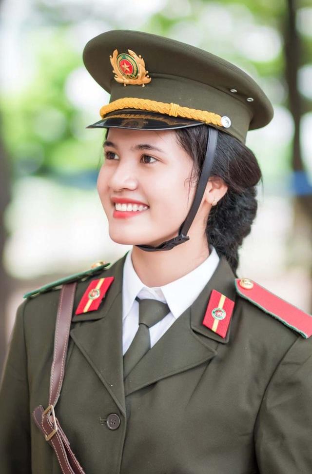 Hoa khôi Đại học An ninh hãnh diện vì có nét đẹp đặc trưng của người Khmer - 2