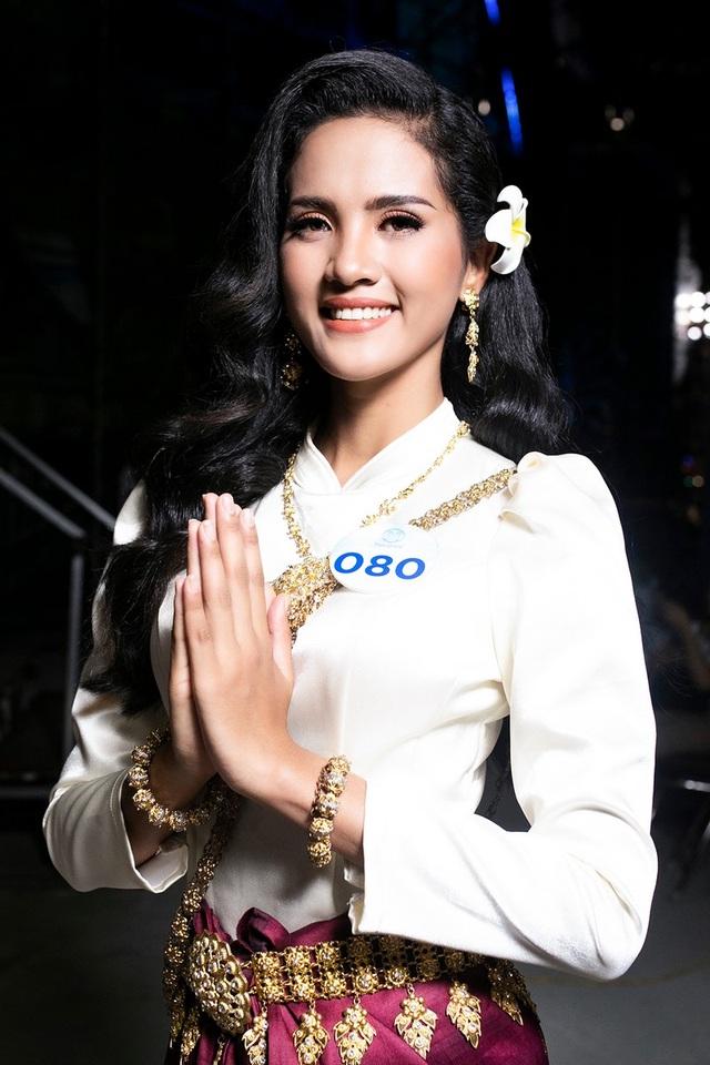 Hoa khôi Đại học An ninh hãnh diện vì có nét đẹp đặc trưng của người Khmer - 3