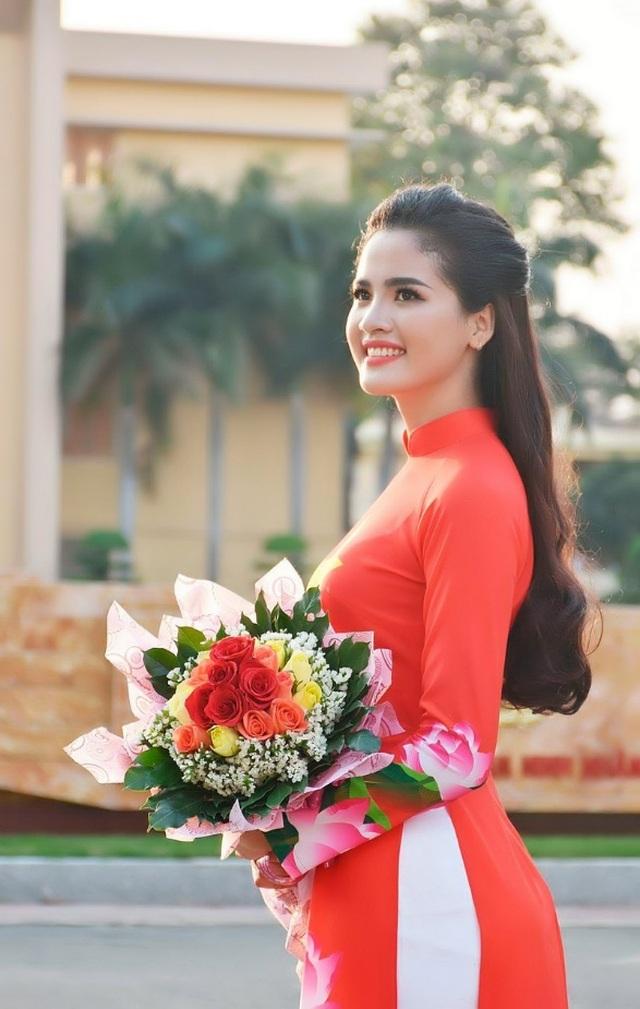 Hoa khôi Đại học An ninh hãnh diện vì có nét đẹp đặc trưng của người Khmer - 5