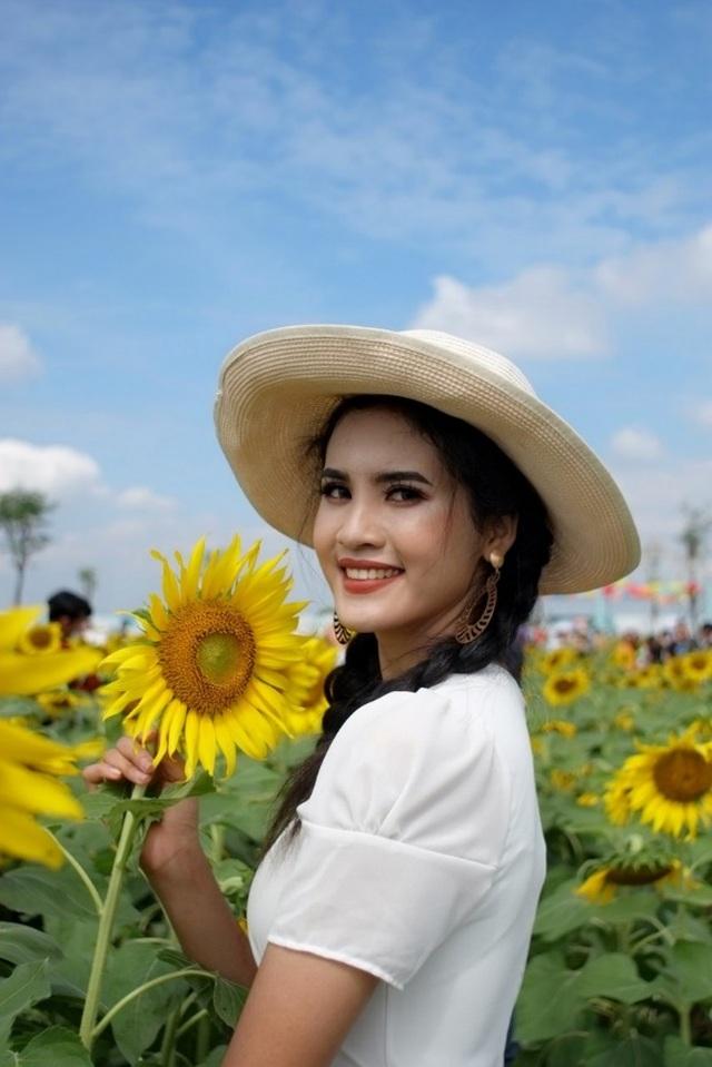 Hoa khôi Đại học An ninh hãnh diện vì có nét đẹp đặc trưng của người Khmer - 8