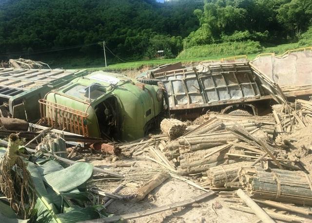 Thanh Hóa: Mưa lũ khiến 16 người chết và mất tích, thiệt hại gần 700 tỷ đồng - 4