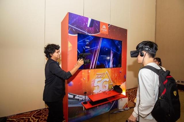 Viettel là nhà mạng đầu tiên ra mắt công nghệ 5G tại Myanmar - 3
