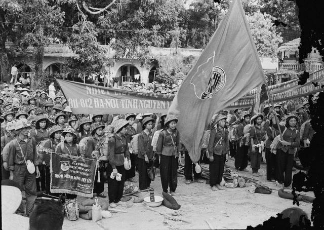 55 năm bản hùng ca bất diệt từ phong trào Ba sẵn sàng - 1