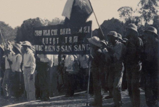 55 năm bản hùng ca bất diệt từ phong trào Ba sẵn sàng - 2