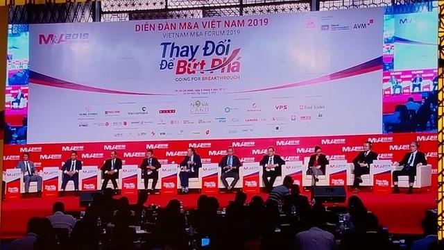 Nhà đầu tư ngoại tham gia vào cuộc đua MA bất động sản Việt Nam - 1