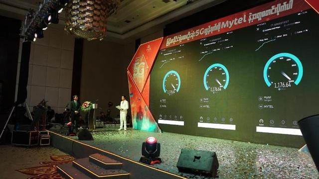 Viettel là nhà mạng đầu tiên ra mắt công nghệ 5G tại Myanmar - 2