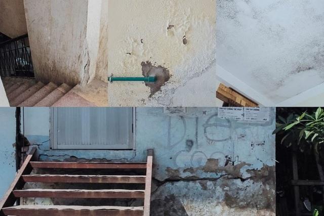 Hà Nội: Nhà tái định cư xuống cấp, hàng trăm căn bỏ trống - 1