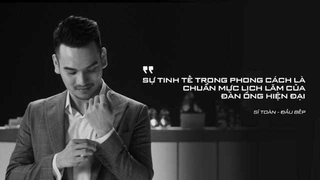 #RomanoGentleman - Chiến dịch truyền cảm hứng đánh thức chuẩn mực đàn ông lịch lãm - 3