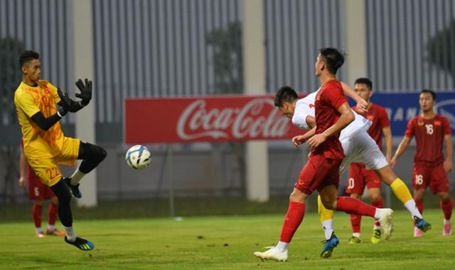 U22 Việt Nam sắp gặp quân xanh khủng trước SEA Games - 1