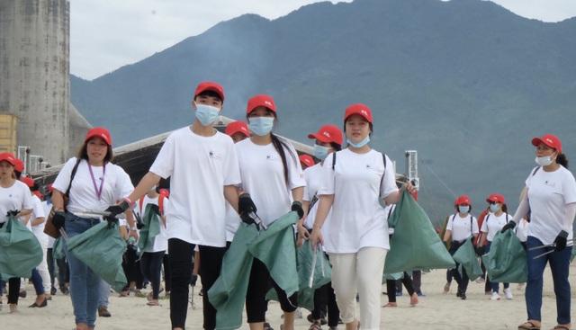 """Hơn 800 tình nguyện viên cùng """"Giải cứu đại dương"""" ở Đà Nẵng - 1"""