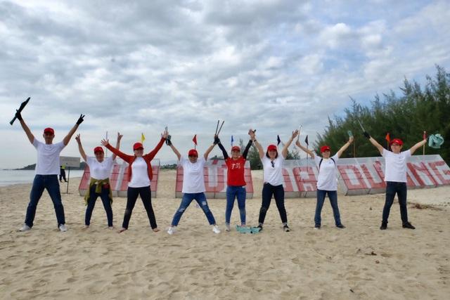 """Hơn 800 tình nguyện viên cùng """"Giải cứu đại dương"""" ở Đà Nẵng - 6"""