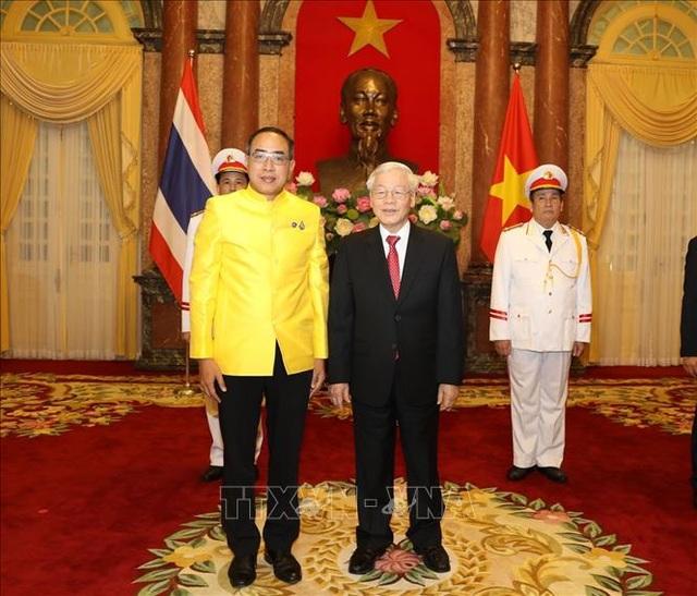 Tổng Bí thư, Chủ tịch nước Nguyễn Phú Trọng tiếp các Đại sứ trình Quốc thư - 2