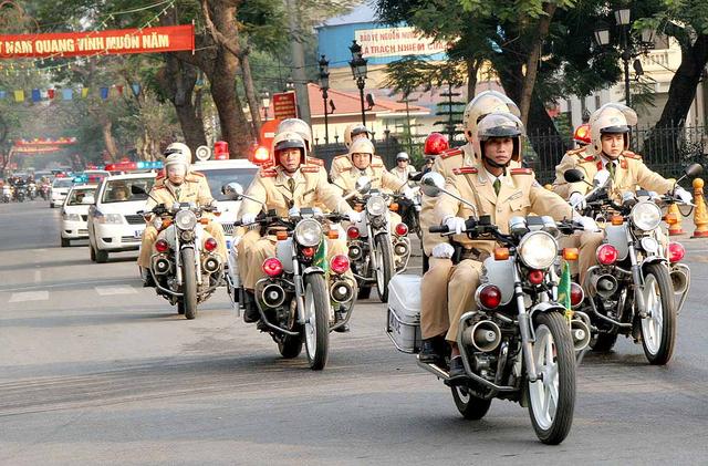 Honda Việt Nam phối hợp với Cục CSGT tổ chức các khóa tập huấn đào tạo lái xe an toàn - 1