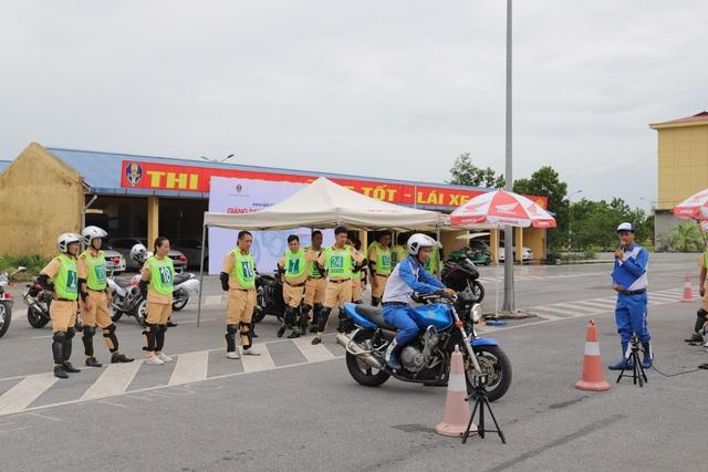 Honda Việt Nam phối hợp với Cục CSGT tổ chức các khóa tập huấn đào tạo lái xe an toàn - 2