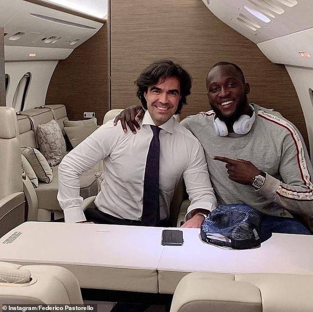 Romelu Lukaku rời Man Utd chính thức thành người của Inter Milan - 1
