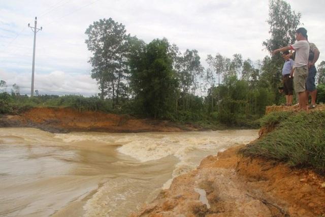 Gần 4.000 hộ dân lo lắng vì đê ngăn lũ hư hỏng không được nâng cấp - 3