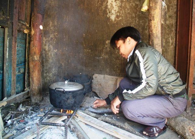 Công an quận Long Biên, bạn đọc Dân trí xây bếp ăn tặng thầy cô giáo gieo chữ vùng cao - 2