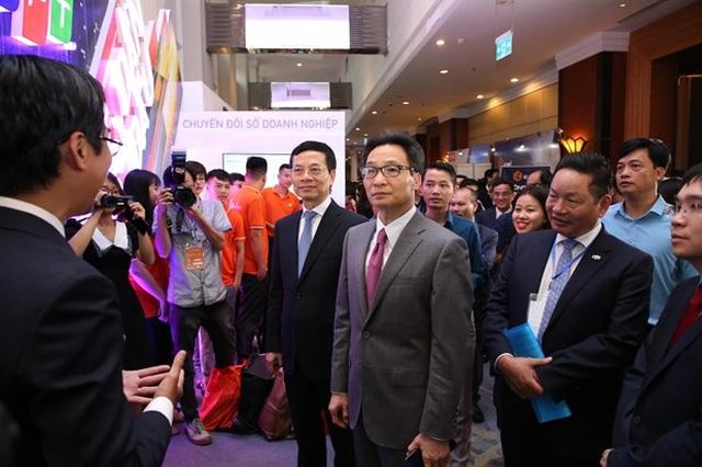 8 doanh nghiệp ICT hàng đầu Việt Nam thành lập Liên minh Chuyển đổi số - 2