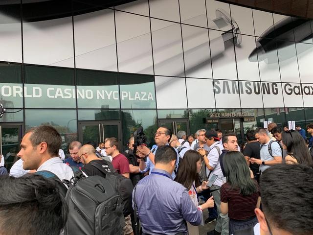 Samsung trình làng Galaxy Note10 với 2 phiên bản khác nhau - Ảnh minh hoạ 2