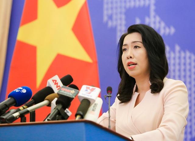Trung Quốc rút nhóm tàu Hải Dương 8 khỏi bãi Tư Chính - 1