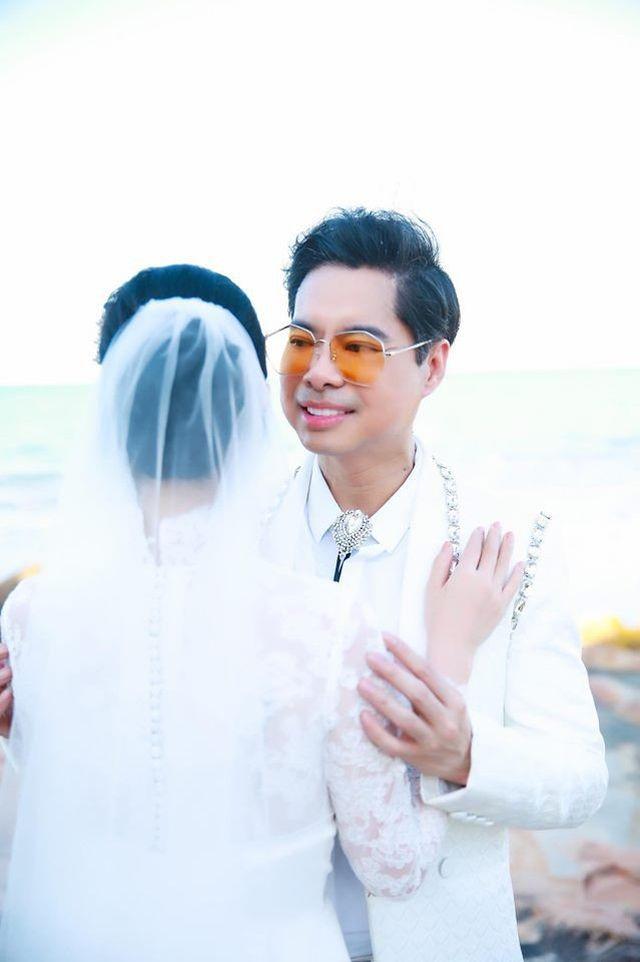 """Ngọc Sơn tiết lộ về bộ ảnh cưới kỳ lạ cùng danh tính """"cô dâu bí ẩn"""" - 1"""