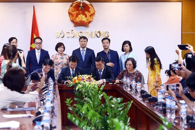 MM Mega Market Việt Nam ký kết Bản ghi nhớ hợp tác với Bộ Công Thương - 1