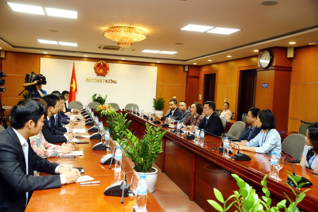 MM Mega Market Việt Nam ký kết Bản ghi nhớ hợp tác với Bộ Công Thương - 2
