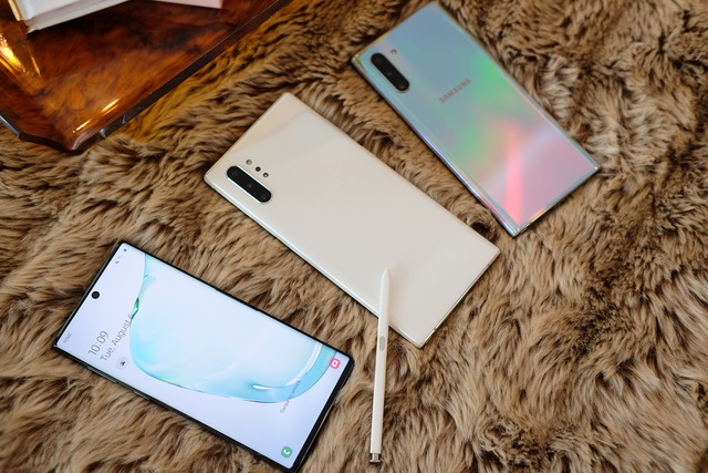 Cận cảnh bộ đôi Galaxy Note10 thiết kế hoàn toàn mới vừa ra mắt - Ảnh minh hoạ 14