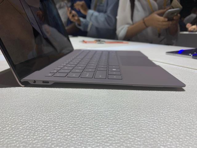 Galaxy Book S - Laptop siêu mỏng dùng chip Qualcomm, pin 23 giờ - 3
