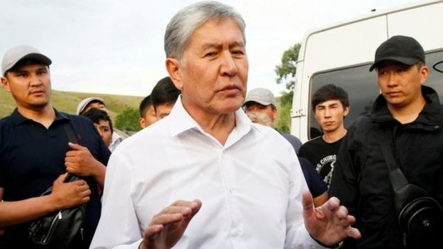 Đặc nhiệm mang đạn cao su đột kích nhà cựu Tổng thống Kyrgyzstan, bị chống trả bằng đạn thật - 4