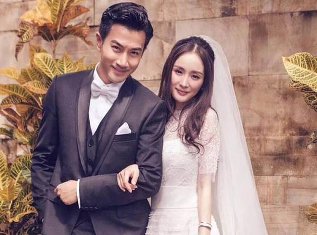 Mâu thuẫn giữa Dương Mịch và Lưu Khải Uy sau khi ly hôn - 2