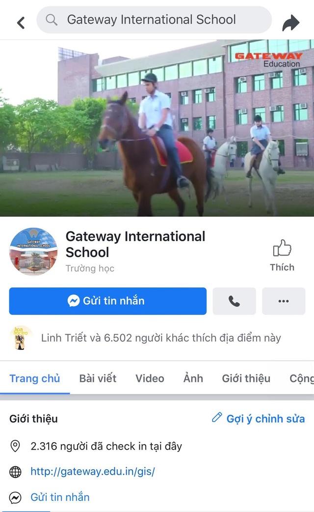 Lỡ trùng tên Gateway, trường Ấn Độ bị dân mạng Việt ném đá gay gắt - 1
