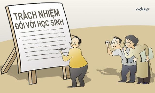 5 kiến nghị gửi ông Bộ trưởng Phùng Xuân Nhạ - 1