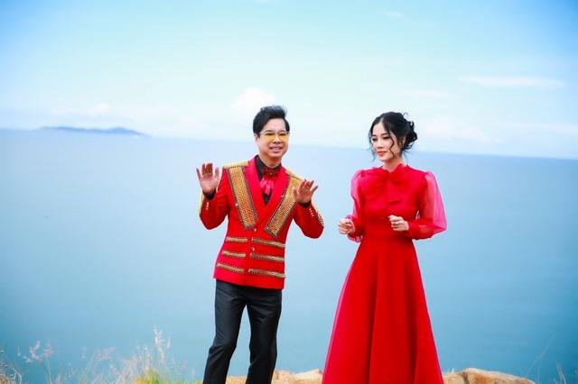 """Ngọc Sơn tiết lộ về bộ ảnh cưới kỳ lạ cùng danh tính """"cô dâu bí ẩn"""" - 9"""