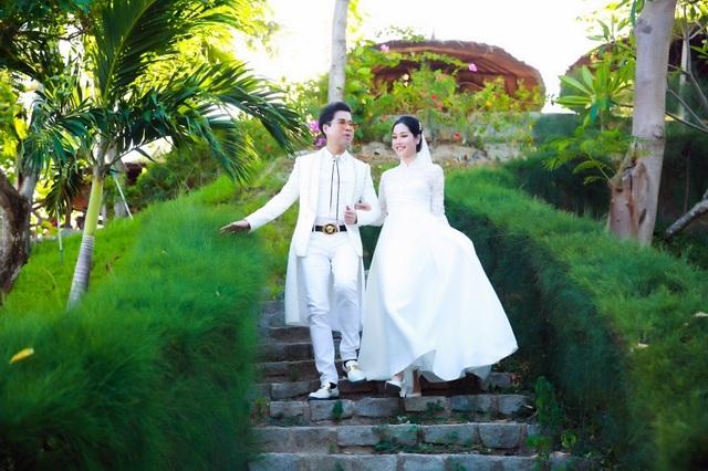 """Ngọc Sơn tiết lộ về bộ ảnh cưới kỳ lạ cùng danh tính """"cô dâu bí ẩn"""" - 6"""