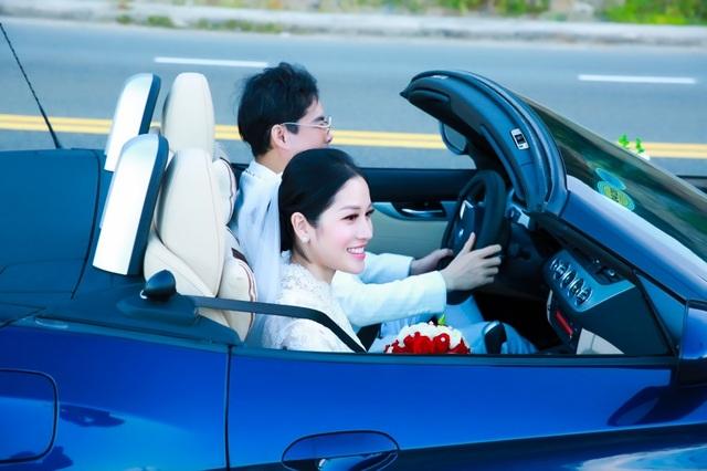 """Ngọc Sơn tiết lộ về bộ ảnh cưới kỳ lạ cùng danh tính """"cô dâu bí ẩn"""" - 5"""