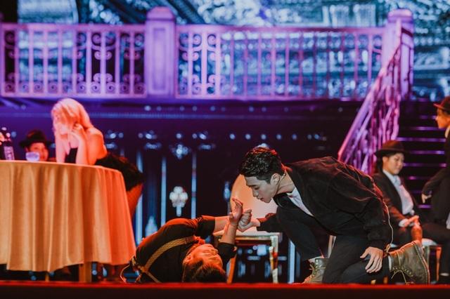 Học sinh trường Ams tự tin trình diễn nhạc kịch Broadway trên sân khấu Nhà hát lớn - 7