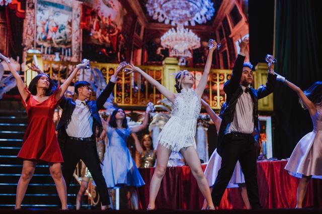 Học sinh trường Ams tự tin trình diễn nhạc kịch Broadway trên sân khấu Nhà hát lớn - 3