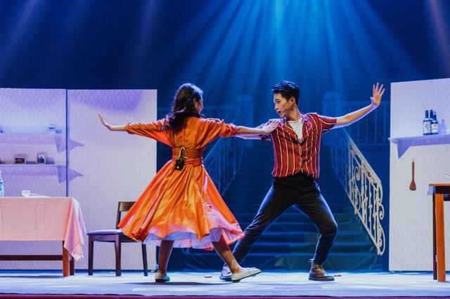 Học sinh trường Ams tự tin trình diễn nhạc kịch Broadway trên sân khấu Nhà hát lớn - 2