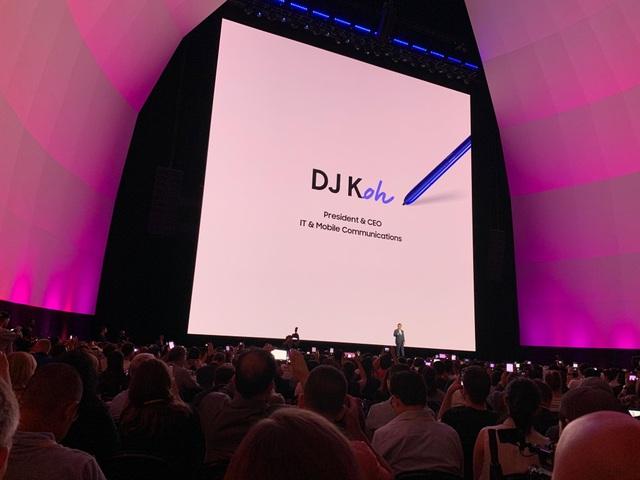 Samsung trình làng Galaxy Note10 với 2 phiên bản khác nhau - Ảnh minh hoạ 4