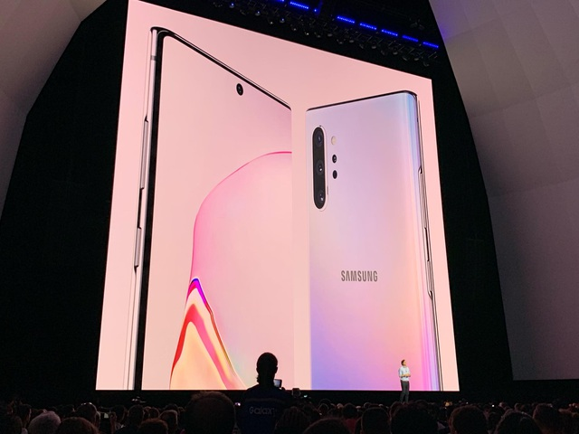 Samsung trình làng Galaxy Note10 với 2 phiên bản khác nhau - Ảnh minh hoạ 16