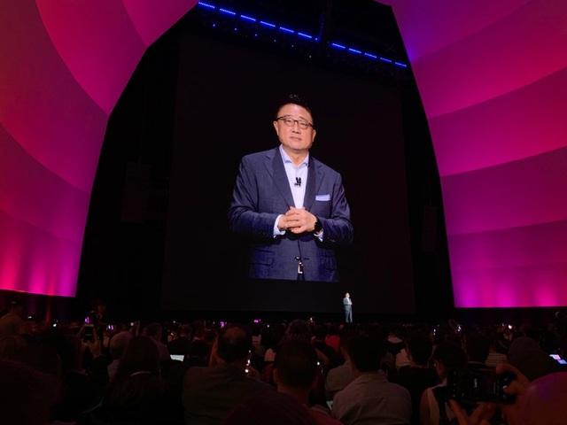 Samsung trình làng Galaxy Note10 với 2 phiên bản khác nhau - Ảnh minh hoạ 5