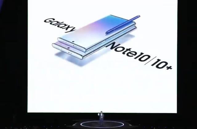 Samsung trình làng Galaxy Note10 với 2 phiên bản khác nhau - Ảnh minh hoạ 8