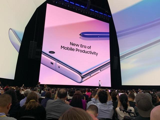 Samsung trình làng Galaxy Note10 với 2 phiên bản khác nhau - Ảnh minh hoạ 10