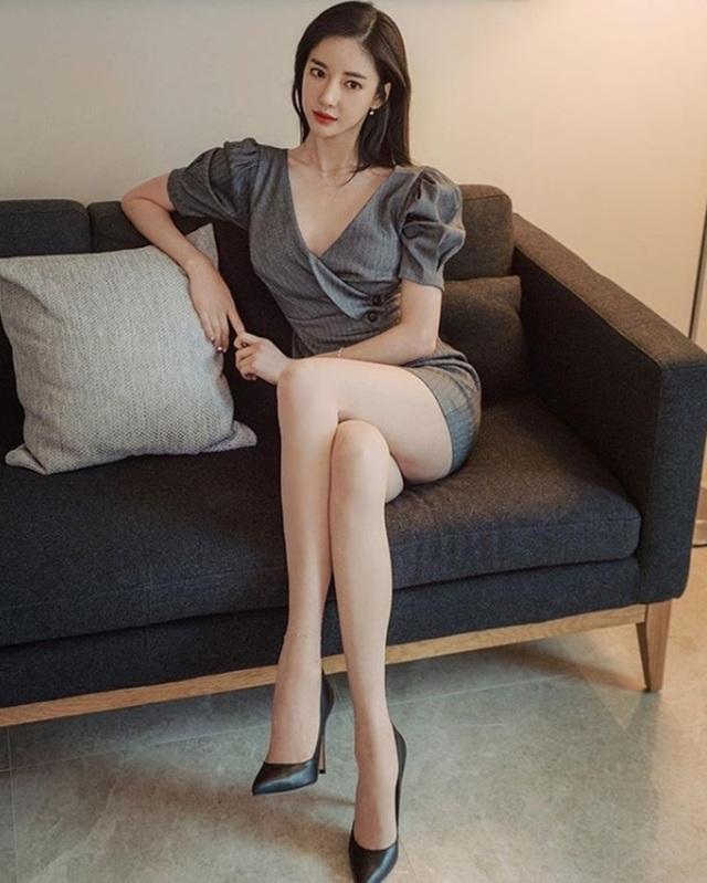 Nữ giáo viên, MC hot nhất Hàn Quốc đẹp như tiên sa nhờ tập môn con nhà giàu - 14