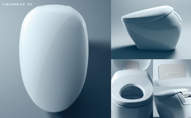 Phát minh đột phá cho nội thất phòng tắm của thế giới tương lai – Bồn cầu vệ sinh thông minh - 3