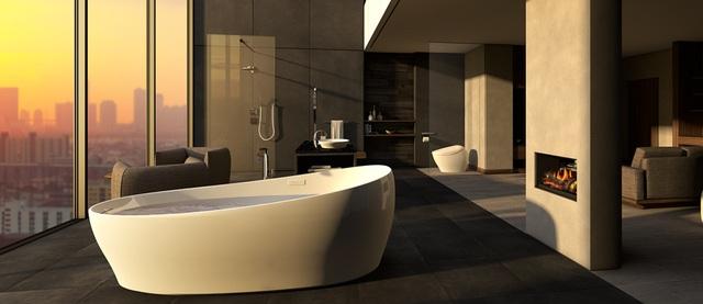 Phát minh đột phá cho nội thất phòng tắm của thế giới tương lai – Bồn cầu vệ sinh thông minh - 4