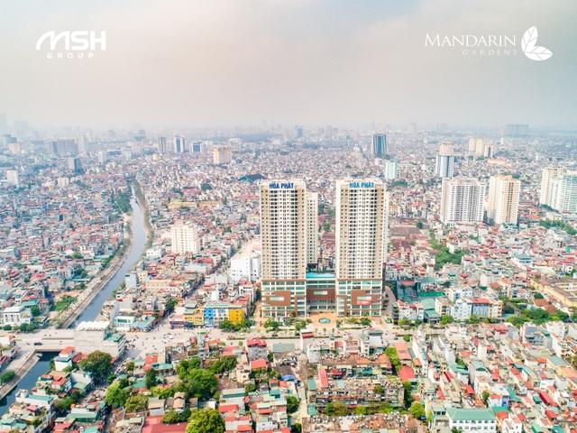 Mandarin Garden 2 - Điểm sáng trong phân khúc căn hộ cao cấp tại Hoàng Mai - 1