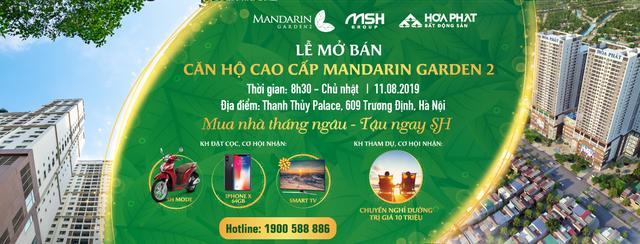 Mandarin Garden 2 - Điểm sáng trong phân khúc căn hộ cao cấp tại Hoàng Mai - 2