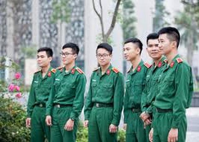 Bộ Quốc phòng công bố điểm chuẩn vào các trường quân đội năm 2019 - 1